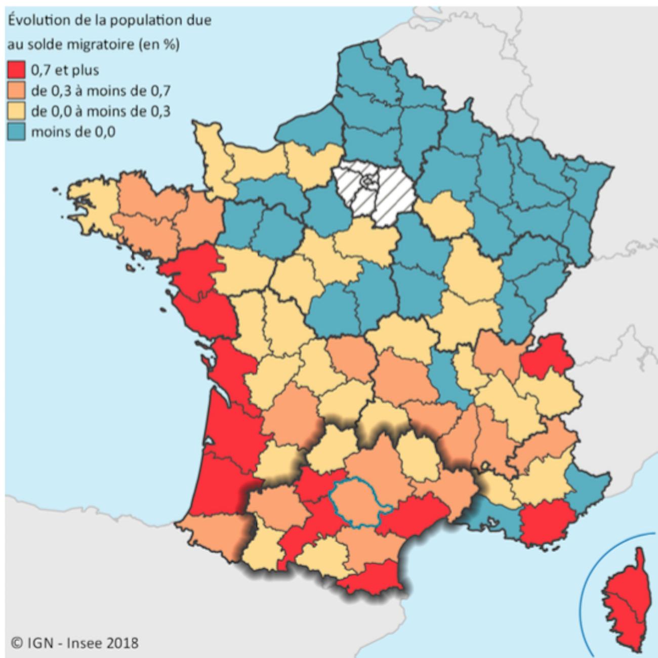 Pyrénées-Orientales, 3Ème Département Le Plus Attractif De pour Carte Départementale De La France