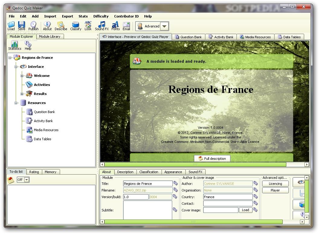 Qedoc Quiz Maker - Download Free With Screenshots And Review avec Quiz Régions De France