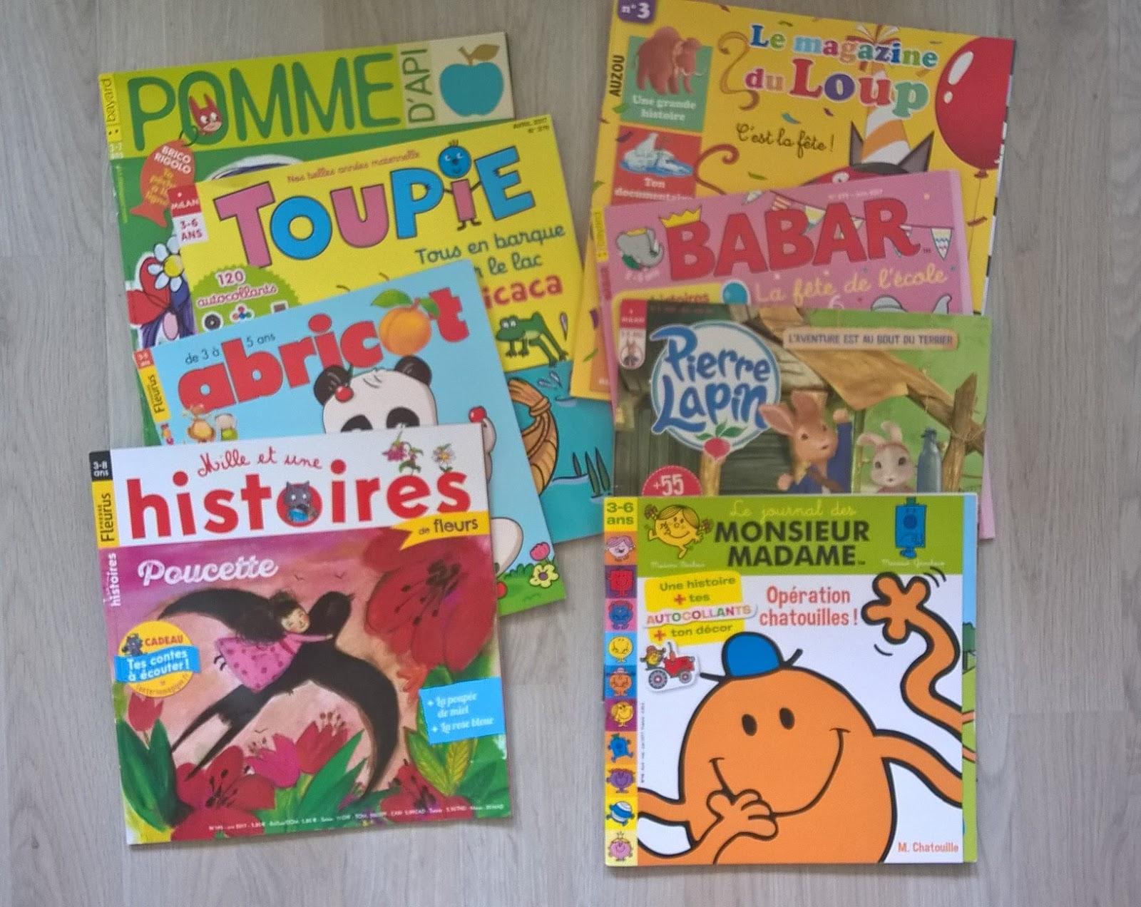 Quel Magazine Choisir Pour Votre Enfant De 3 Ans ? serapportantà Jeux Pour Garcon De 3 Ans