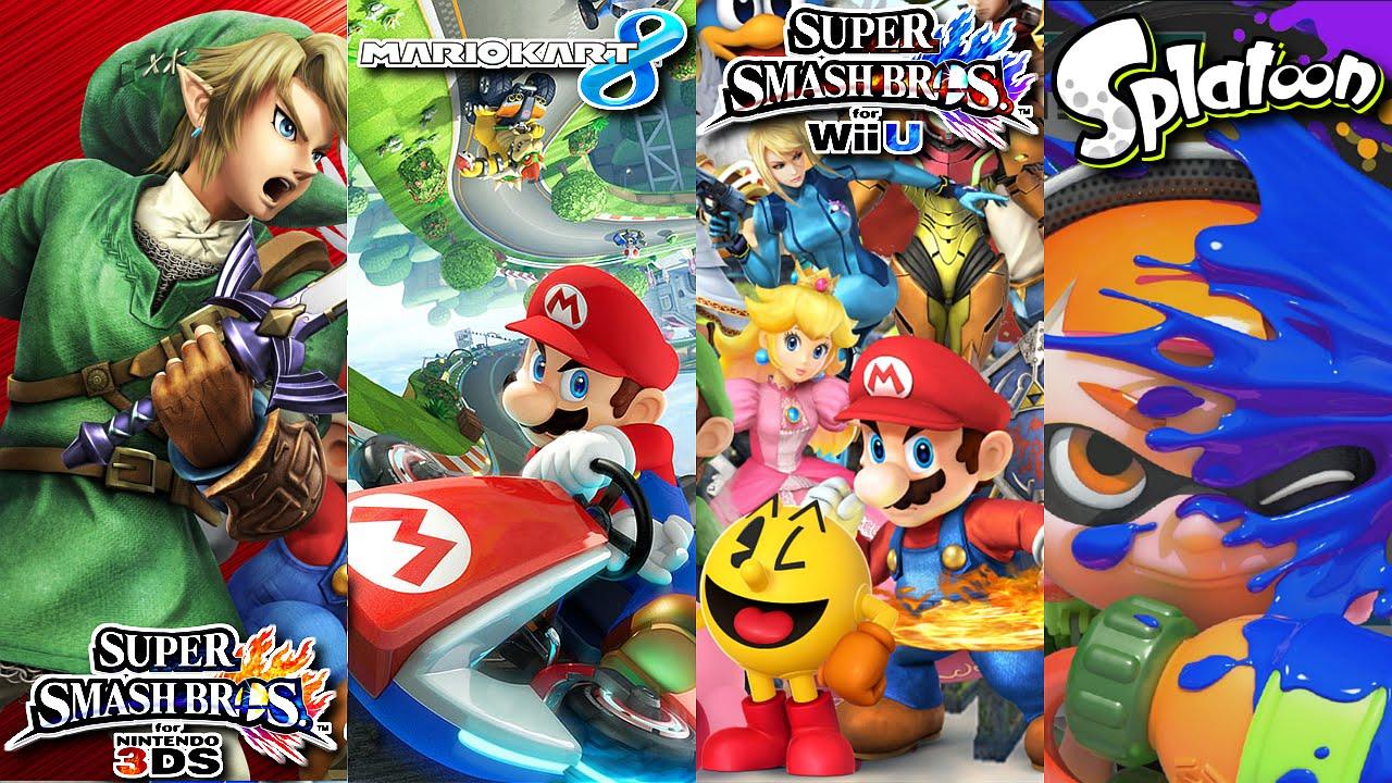 Quels Jeux Vidéo Pour Les Enfants, Par Âge – Sélection Wii U tout Jeux En Ligne Fille 6 Ans