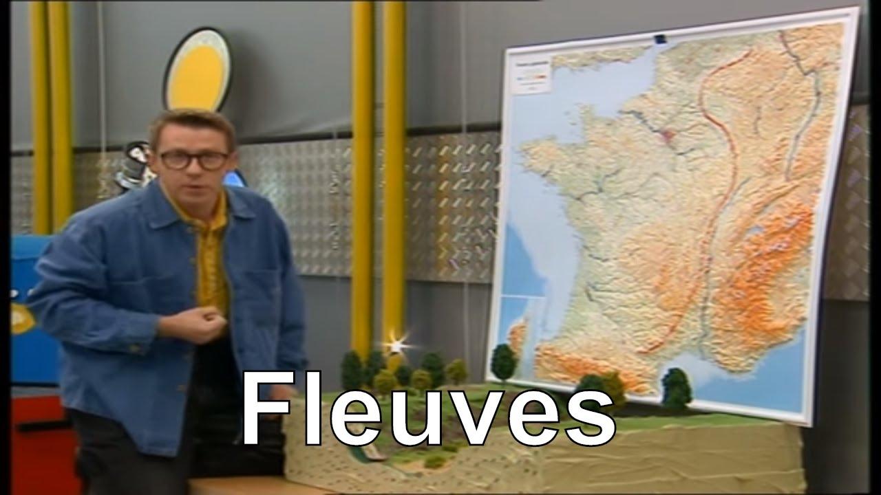 Qu'est-Ce Qu'un Fleuve ? - C'est Pas Sorcier dedans Les Fleuves En France Cycle 3