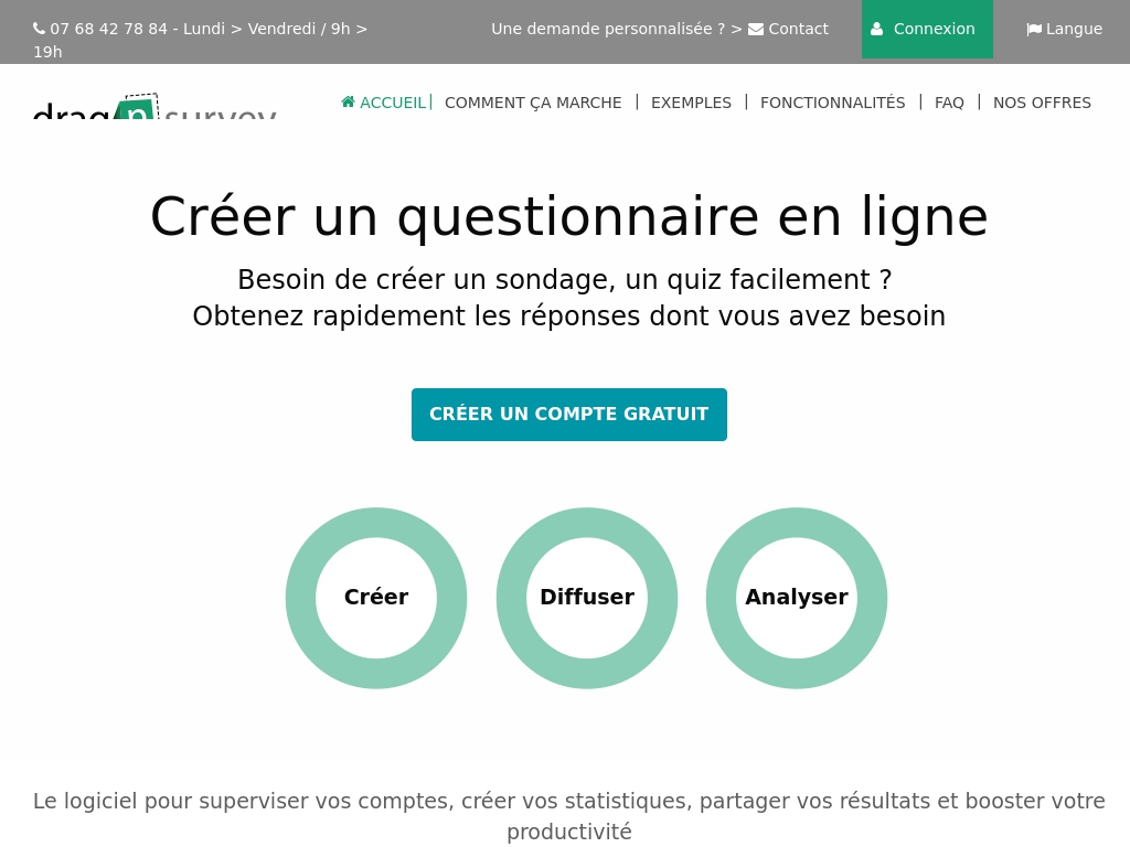 Questionnaires En Ligne (Design / Méthodes & Outils) intérieur Quiz En Ligne Gratuit