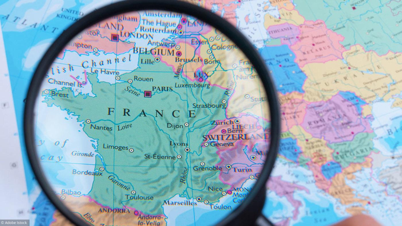 Quiz: Êtes-Vous Incollable Sur Les Départements? serapportantà Jeux Des Départements Français