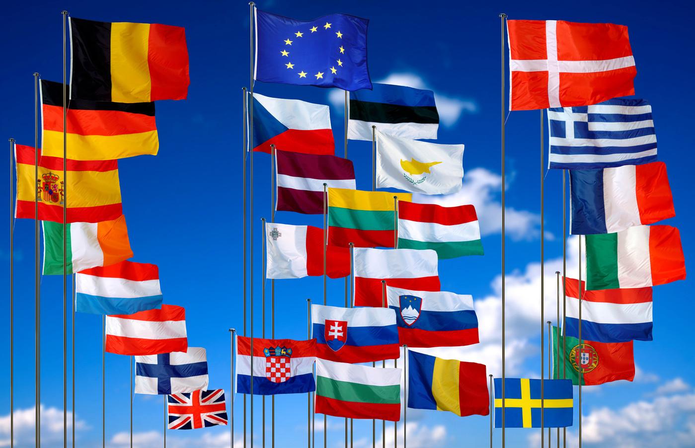 Quiz - Jeu Teste Tes Connaissances Sur Les Drapeaux Européens tout Drapeaux Européens À Imprimer