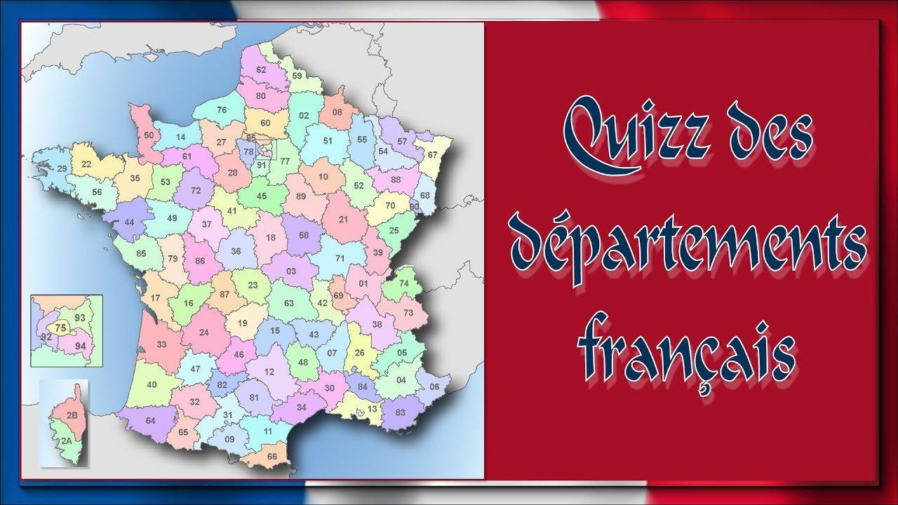 Quizz Des Départements Français serapportantà Jeux Des Départements Français