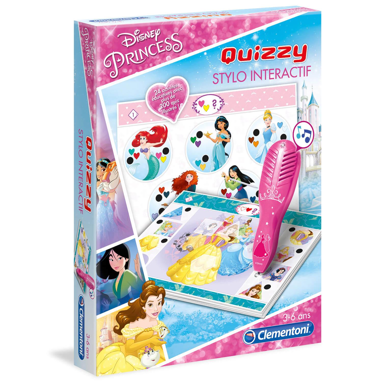Quizzy : Princesses Disney encequiconcerne Jeux Interactifs 6 Ans