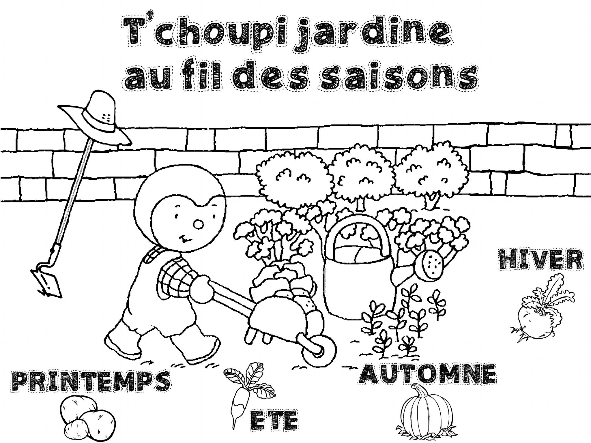 Raconte-Tapis - Chez Nounou Corneille concernant Coloriage De Tchoupi Et Doudou