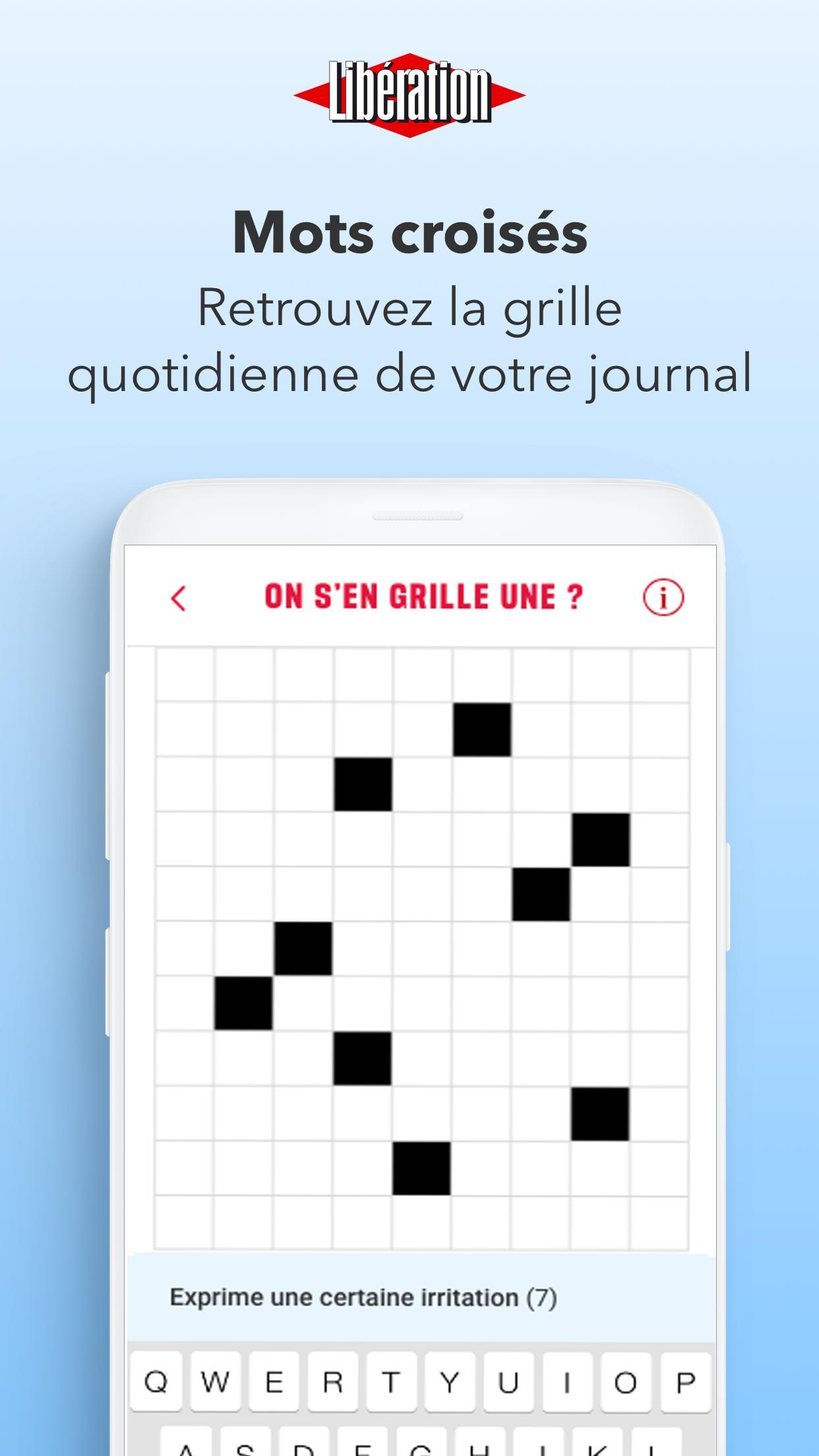 Rajeux, Mots Croisés Et Sudoku For Android - Apk Download serapportantà Mots Croisés Pour Débutants