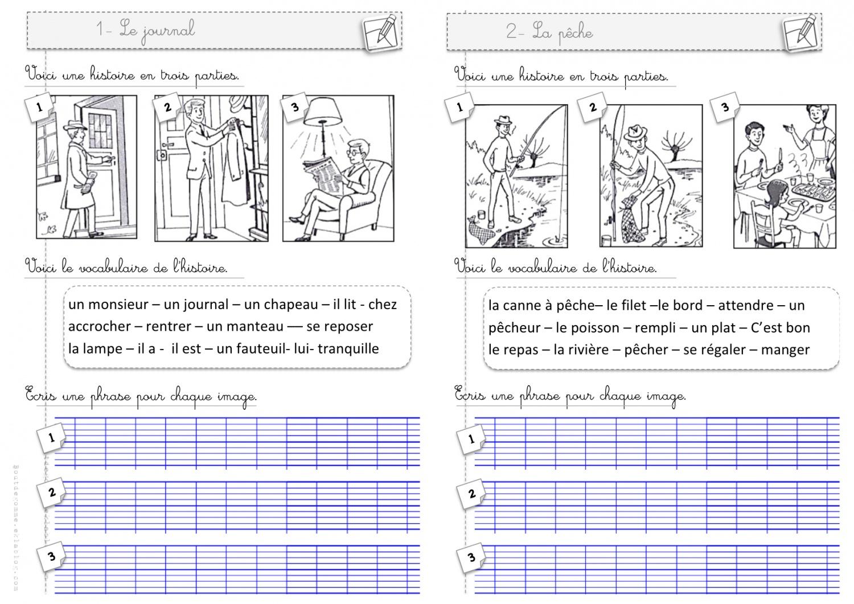 Rallye-Écriture – Cp Et Ce1 | Bout De Gomme intérieur Exercice D Écriture Ce2