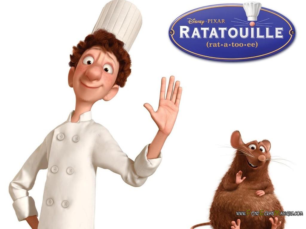 Rauille intérieur Dessin Ratatouille