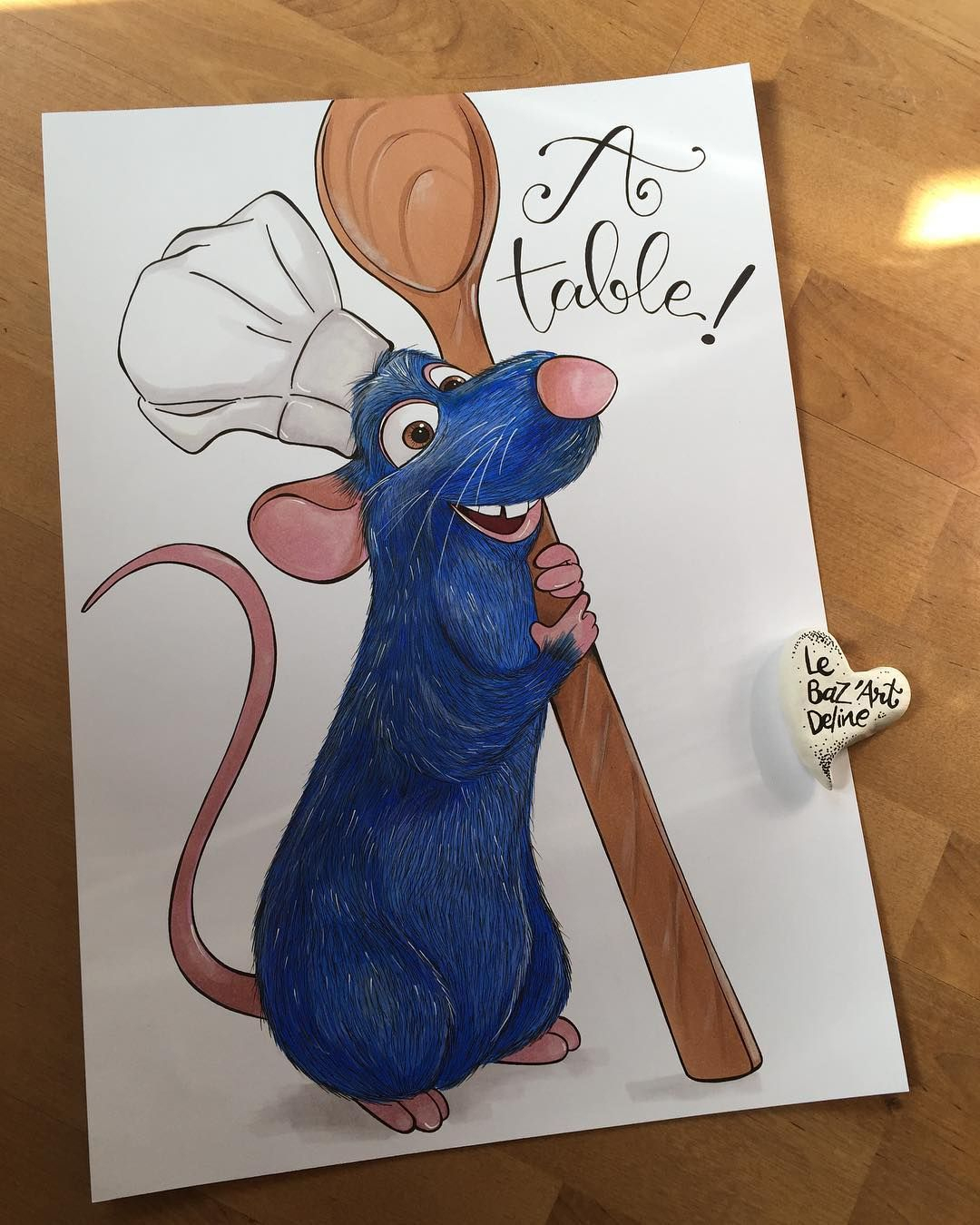 Rauille #rat #remy #disneylandparis #disney #disneyland concernant Dessin Ratatouille