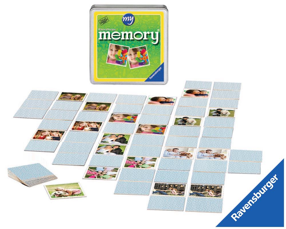Ravensburger Memory® – Un Classique Des Jeux D'enfants • Blog pour Jeu Memory Enfant