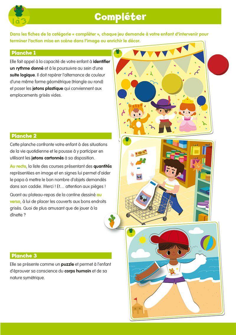 Ravensburger Prêt Pour La Maternelle ! (Jeu Educatif à Jeux Apprentissage Maternelle