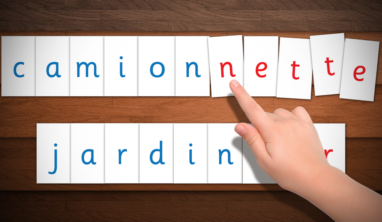 Réaliser Les Lettres Mobiles De Montessori : Modèles destiné Modèle D Alphabet