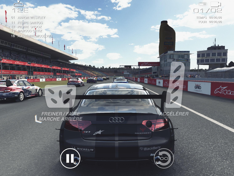 Réalisme, Sensations Et Graphismes Console : Grid Autosport avec Jeux De Cours De Voiture