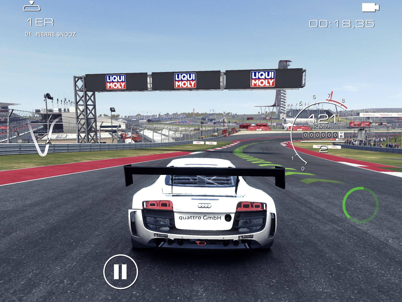 Réalisme, Sensations Et Graphismes Console : Grid Autosport intérieur Jeux De Cours De Voiture