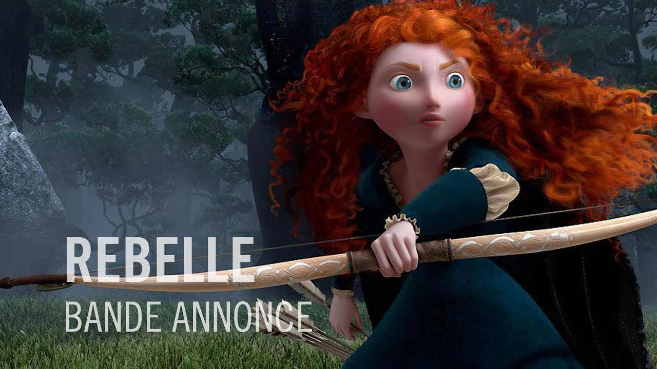 Rebelle - Bande Annonce Officielle (Vf) dedans Dessin De Rebelle