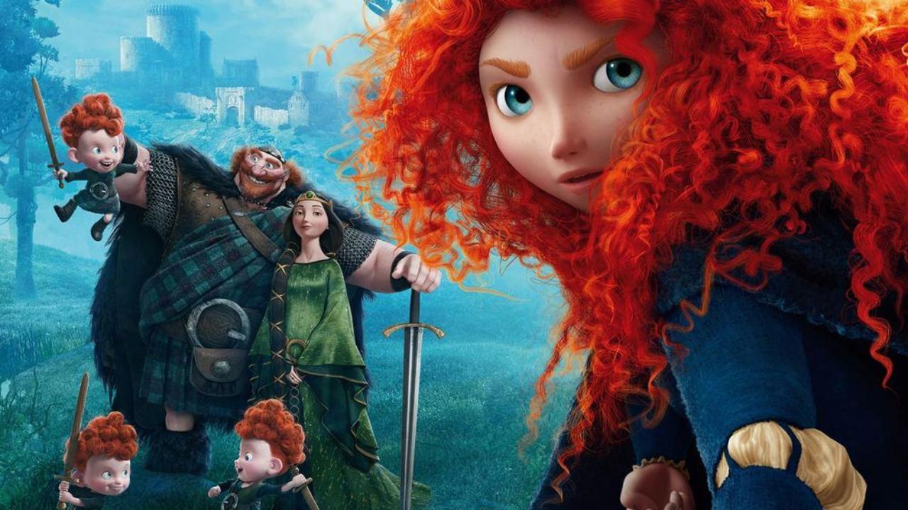 Rebelle : Fiche Technique Et Analyse Du Film Disney/pixar encequiconcerne Dessin De Rebelle