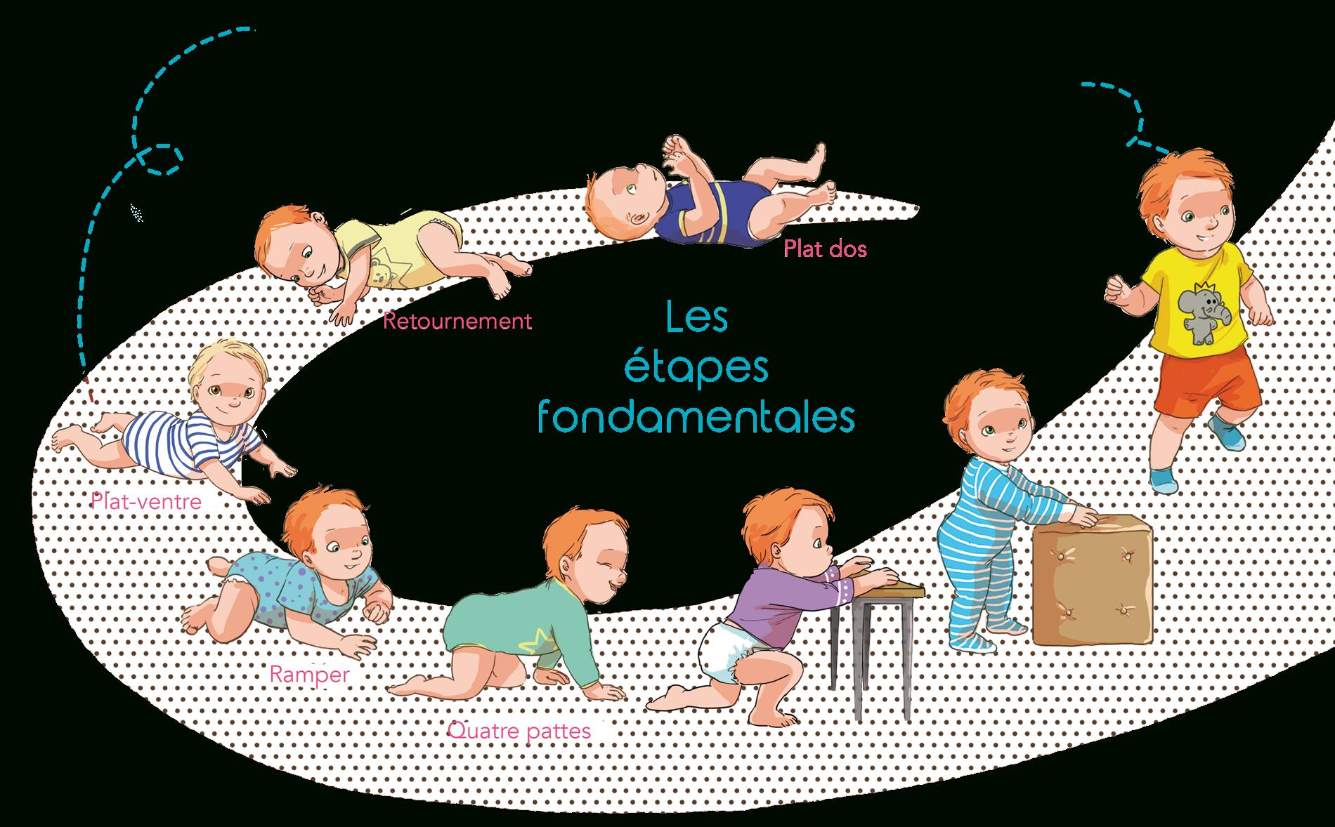 Rééducation Des Bébés Présentant Des Retards De La Marche pour Exercice Enfant 4 Ans