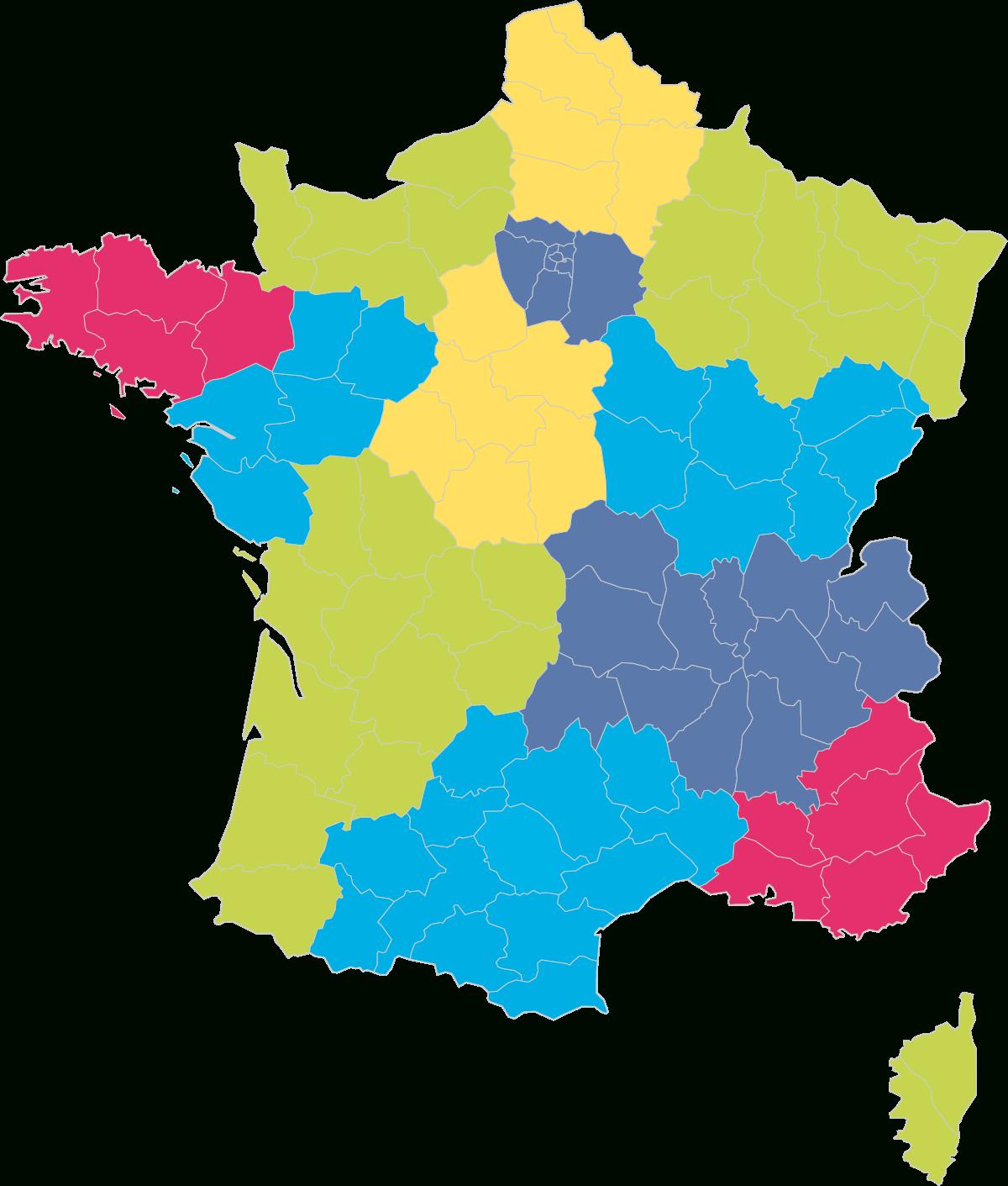 Réforme De La Carte Régionale Ordinale | Sic Numérique dedans Nouvelles Régions Carte