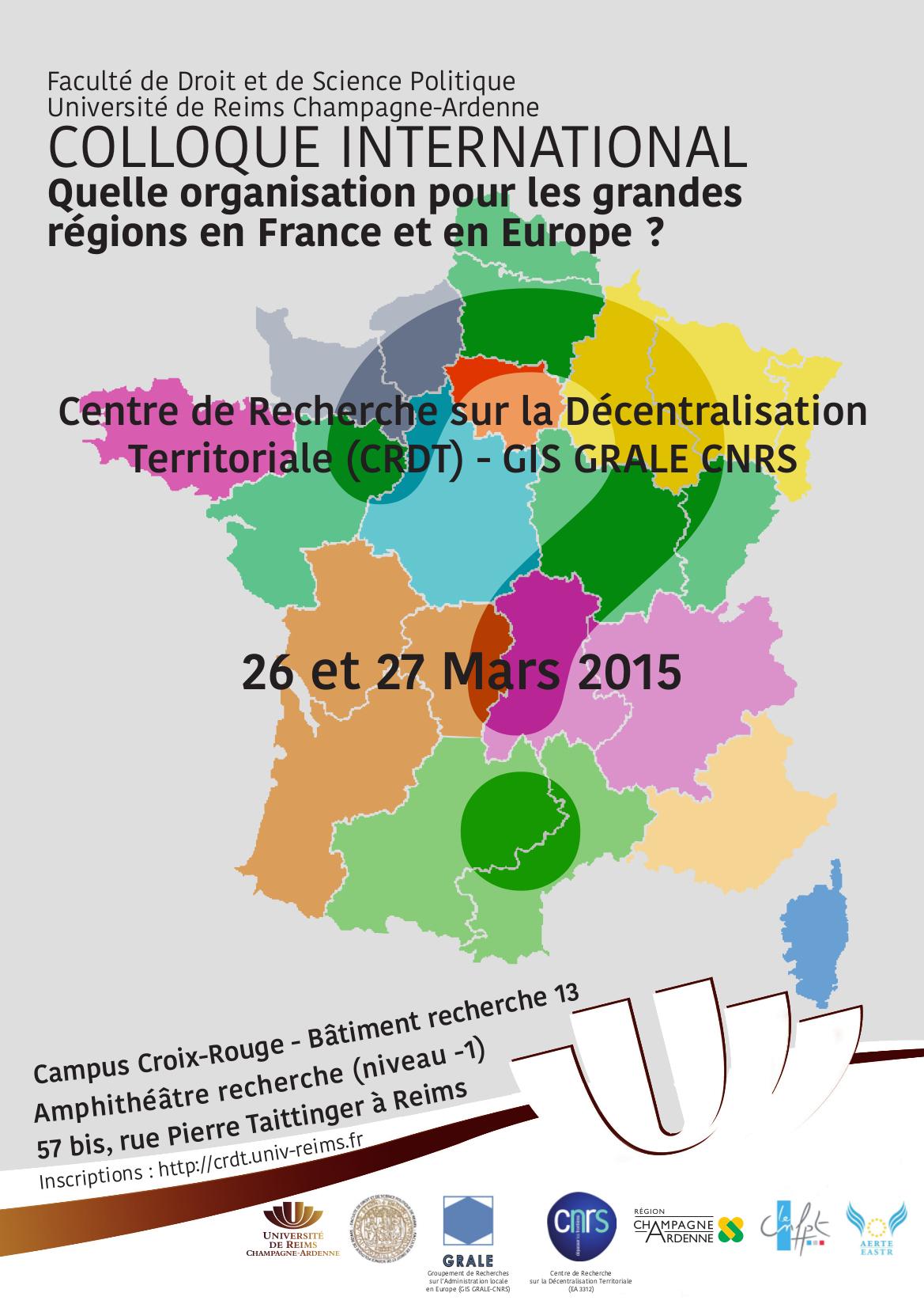 Réforme Territoriale – Alsace-Champagne-Ardenne-Lorraine] La tout Nouvelle Carte Region