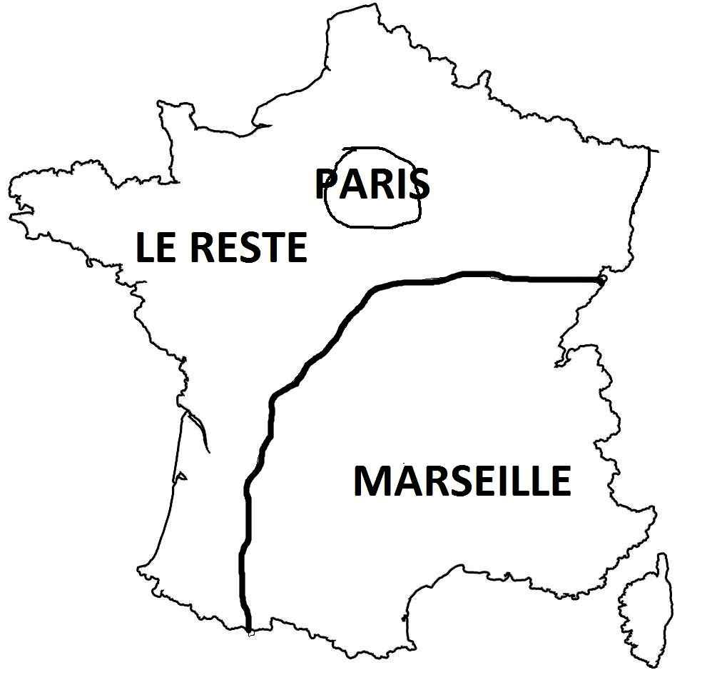 Réforme Territoriale: Les Internautes Redessinent La Carte encequiconcerne Nombre De Régions En France 2017