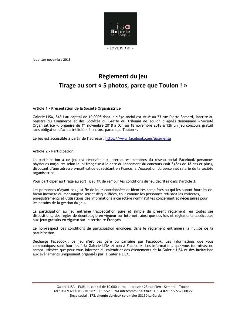 Regelement Jeu 5 Photos Parce Que Toulon Par Jg1002 intérieur Jeux 5 Ans Gratuit Français