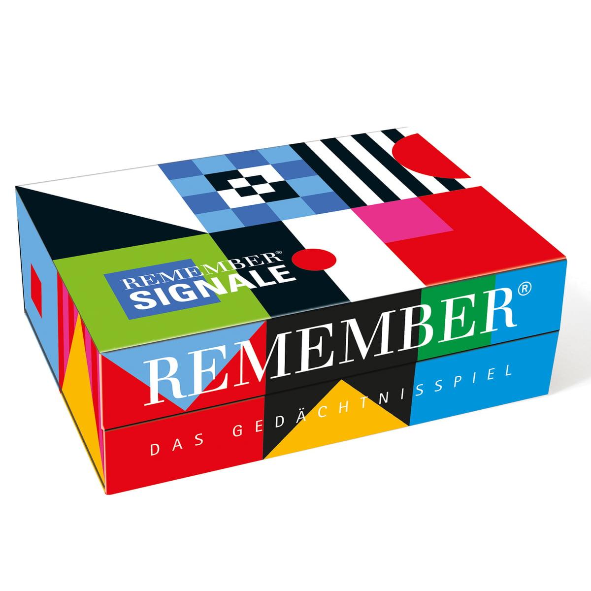 Remember - Jeux De Mémoire, Signale avec Jeux De Mimoire