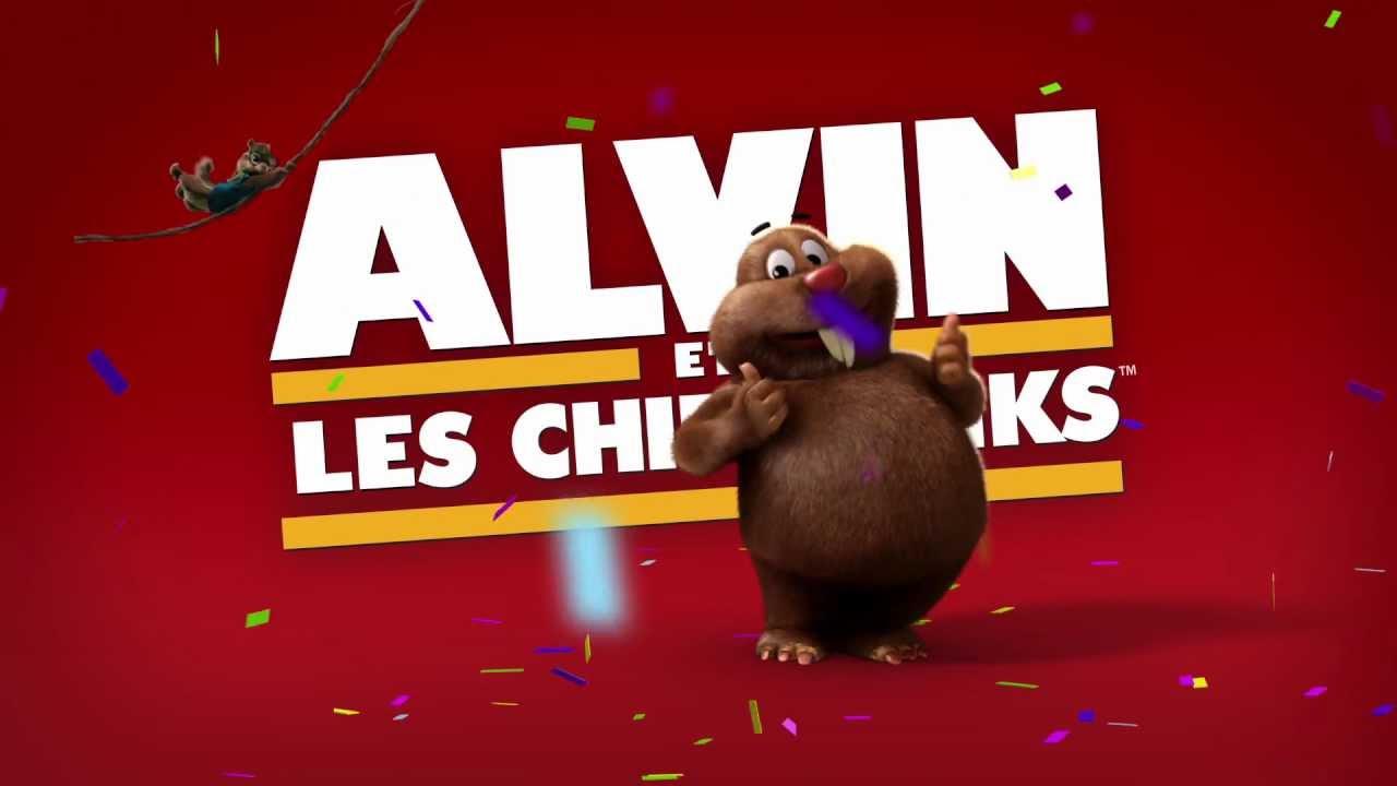 René La Taupe Avec Alvin Et Les Chipmunks - Rock La Vie (Preview) destiné La Taupe Musique