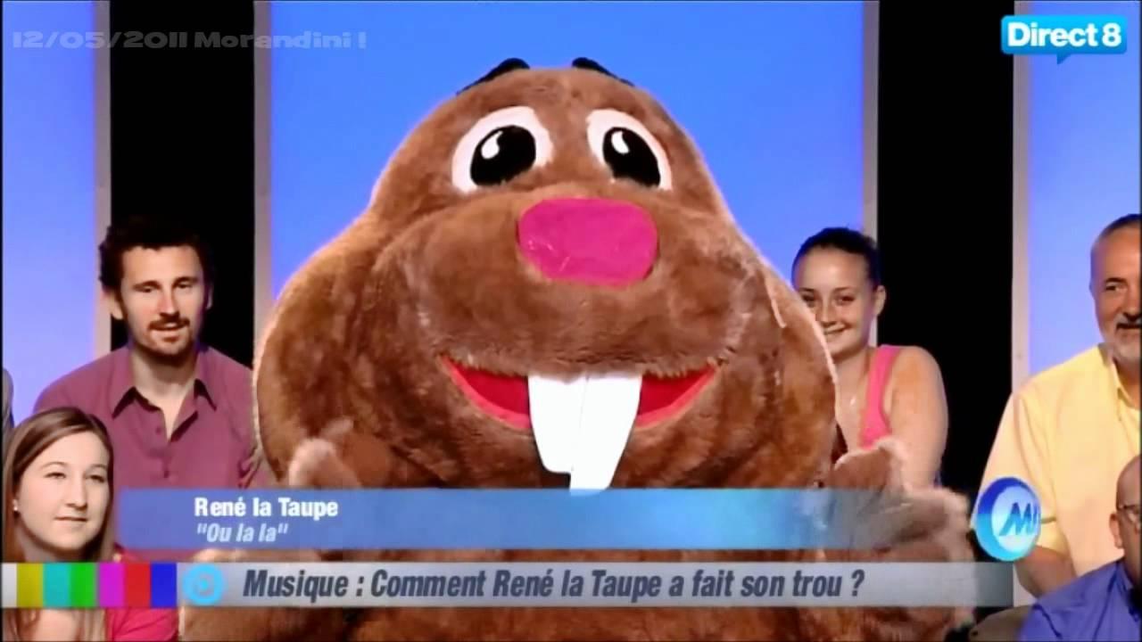René La Taupe Chez Morandini (12/05/2011) pour La Taupe Musique