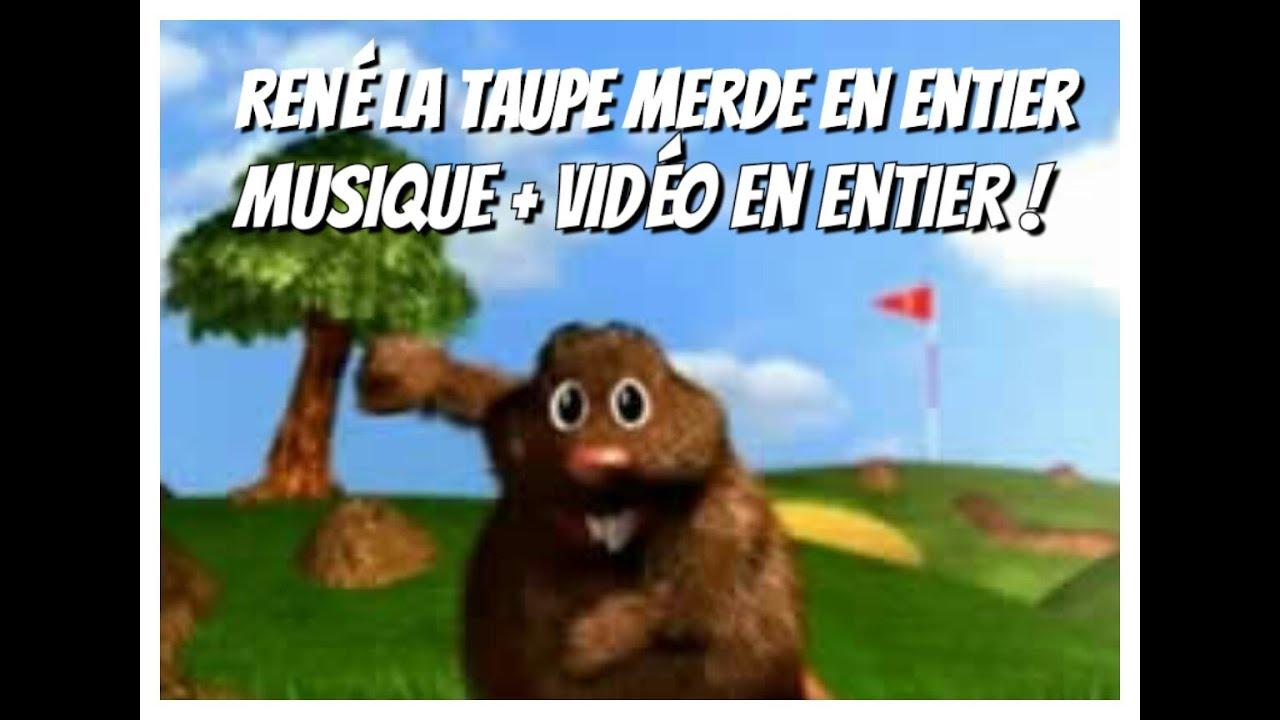René La Taupe Merde En Entier ! serapportantà La Taupe Musique