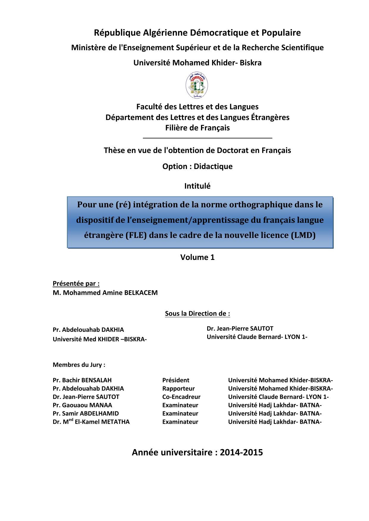 République Algérienne Démocratique Et Populaire serapportantà Prohibé Mots Fléchés