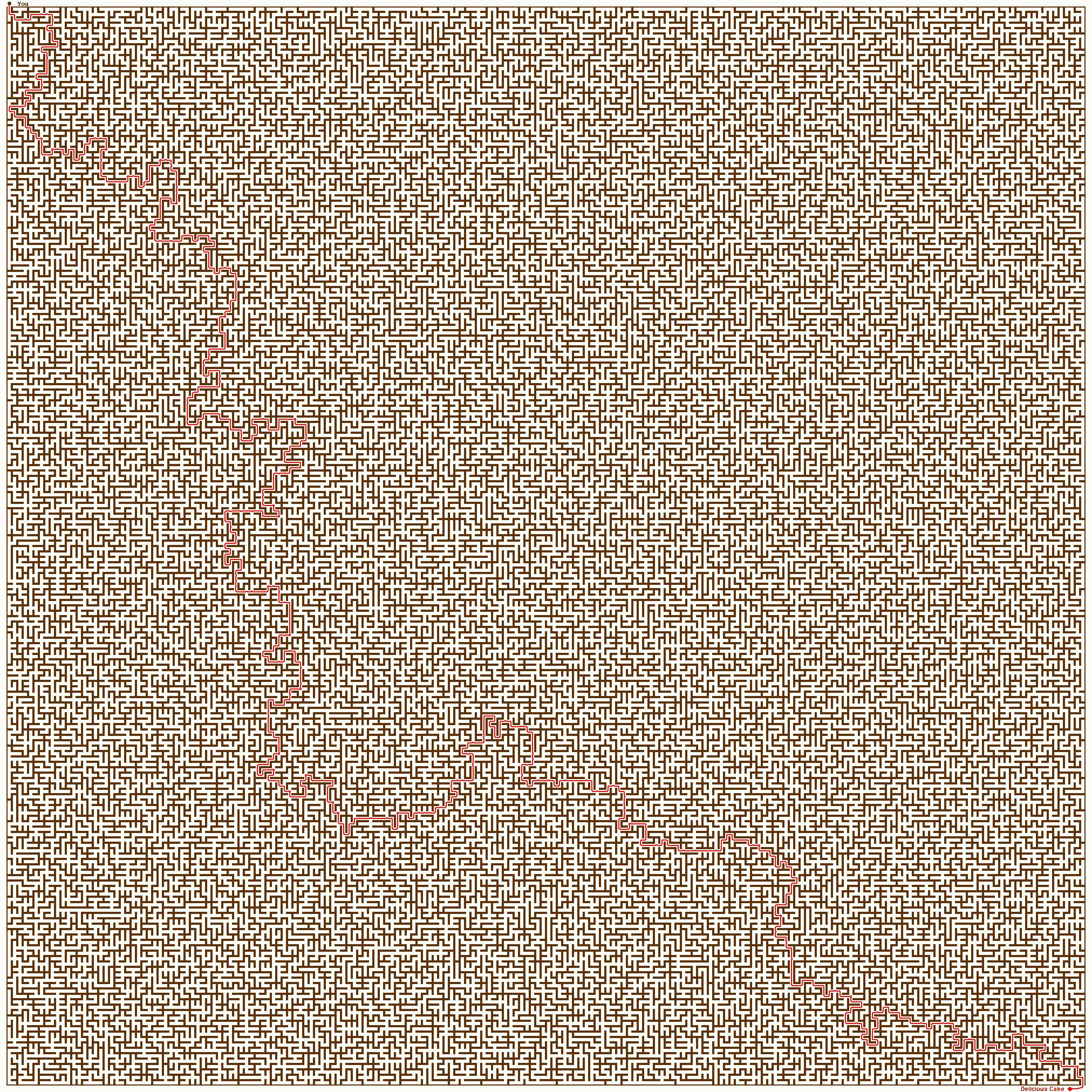 Résoudre Un Labyrinthe Avec Photoshop @ Prise2Tete destiné Labyrinthe Difficile
