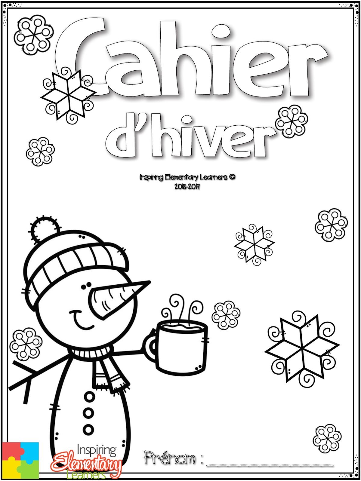 Ressources En Français: Cahier De Coloriage - Maternelle concernant Cahier D Activité Maternelle