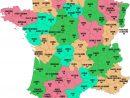 Retenir Les Départements Et Leurs Numéros serapportantà Apprendre Les Régions De France