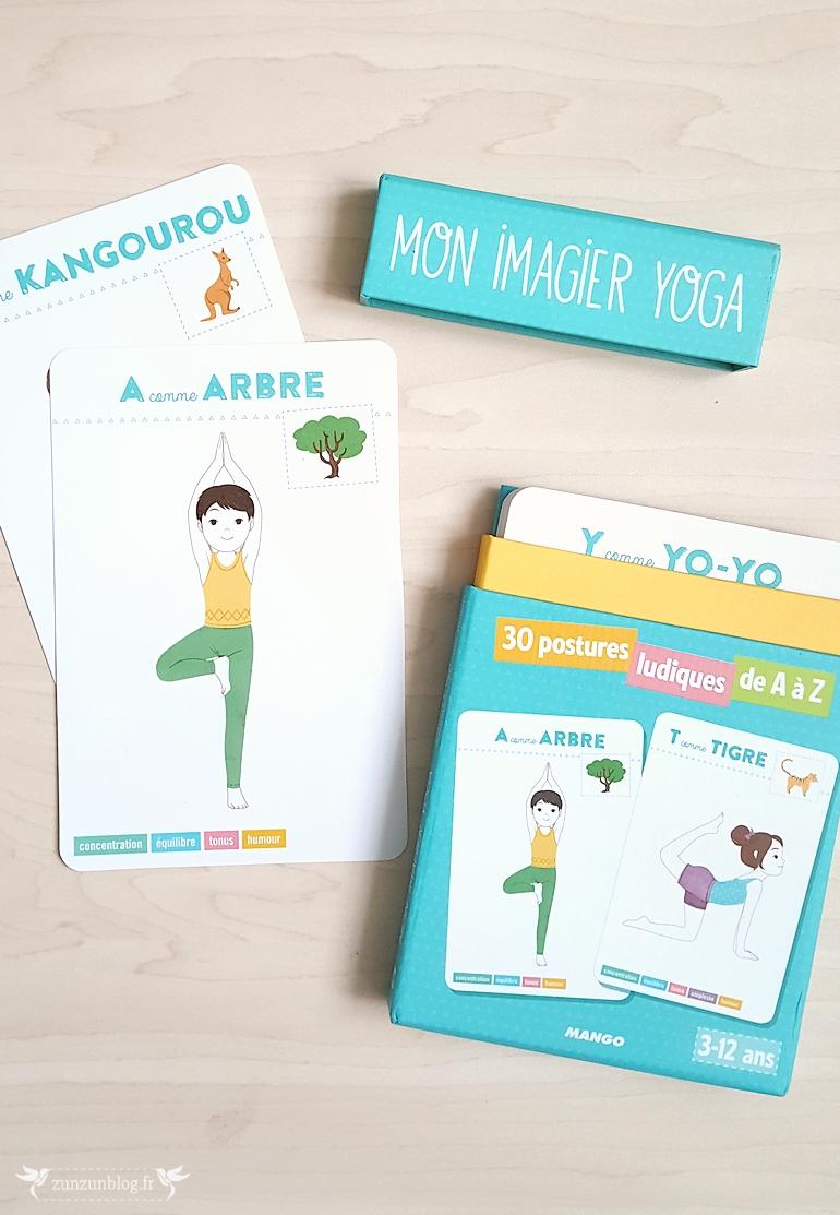 """Revue] Le Coffret Yoga Enfant """"mon Imagier Yoga"""" Des serapportantà Imagier Bébé En Ligne"""