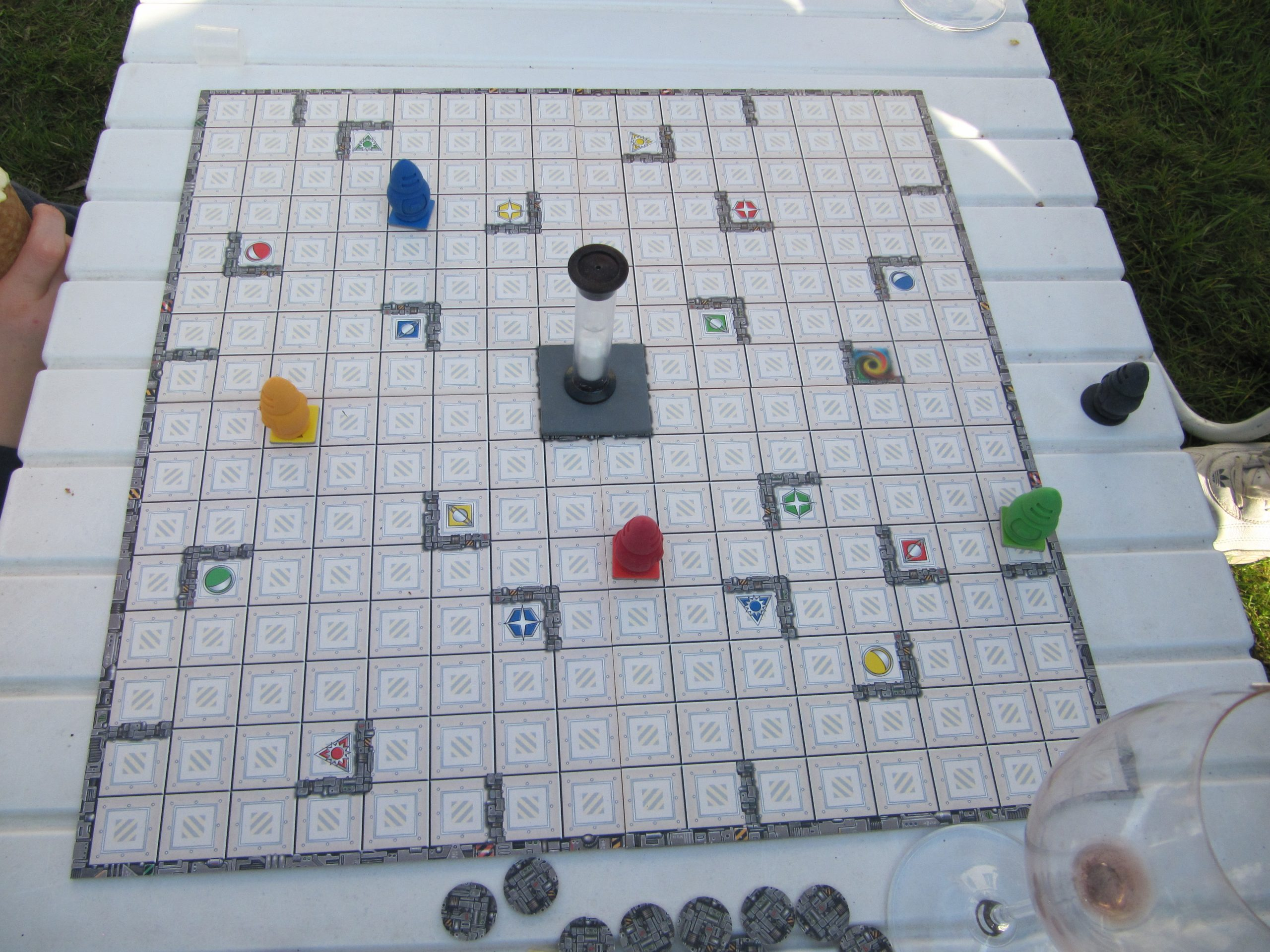 Ricochet Robots - Vin D'jeu destiné Ricochet Jeu