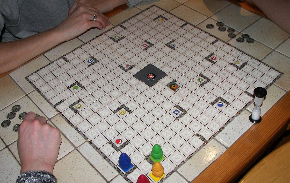Ricochet Robots — Wikipédia dedans Ricochet Jeu