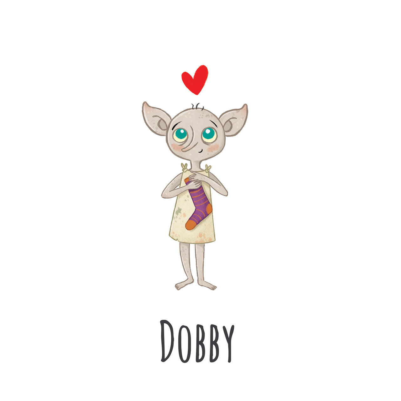 Rip Dobby Tumblr Posts - Tumbral destiné Dessin D Harry Potter