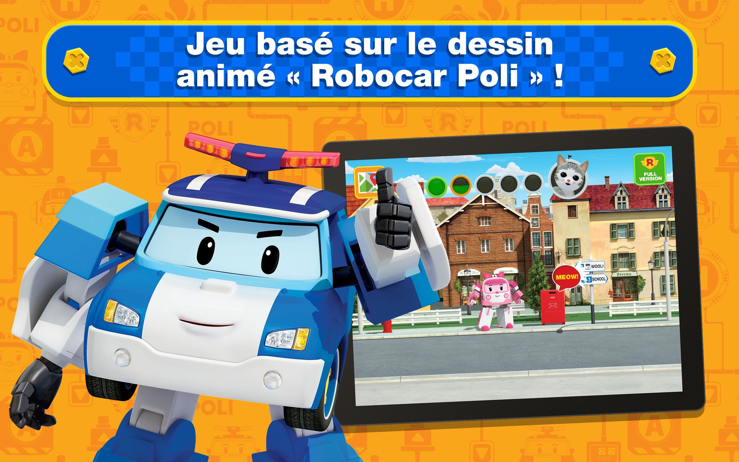 Robocar Poli Jeux 3 4 5 Ans Gratuit Games For Boys Pour concernant Jeux 5 Ans Gratuit