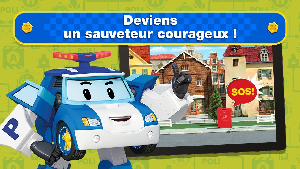Robocar Poli Jeux 3 4 5 Ans Gratuit Games For Boys Pour destiné Jeux Gratuit 4 Ans