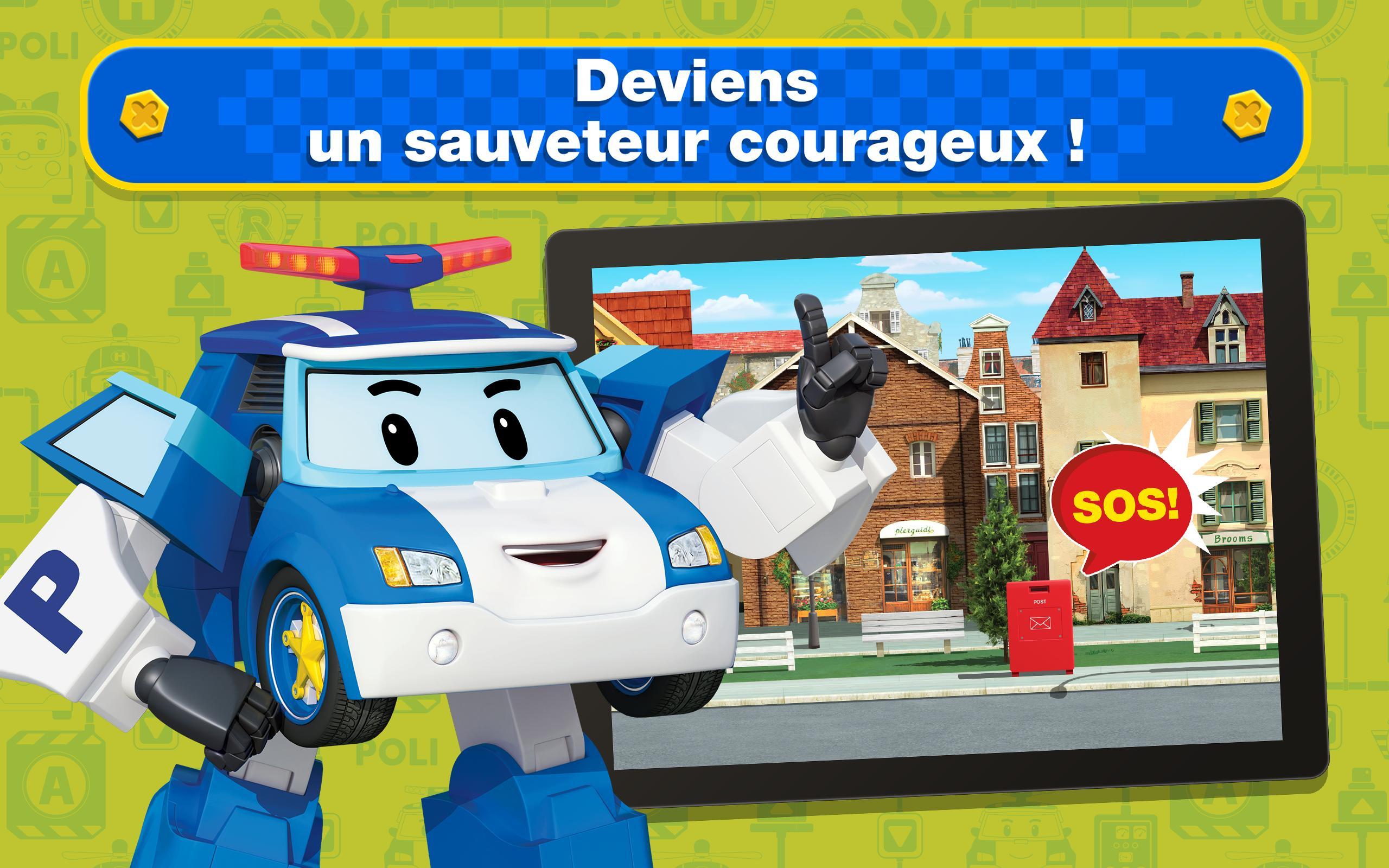 Robocar Poli Jeux 3 4 5 Ans Gratuit Games For Boys Pour intérieur Jeux 4 Ans Gratuit