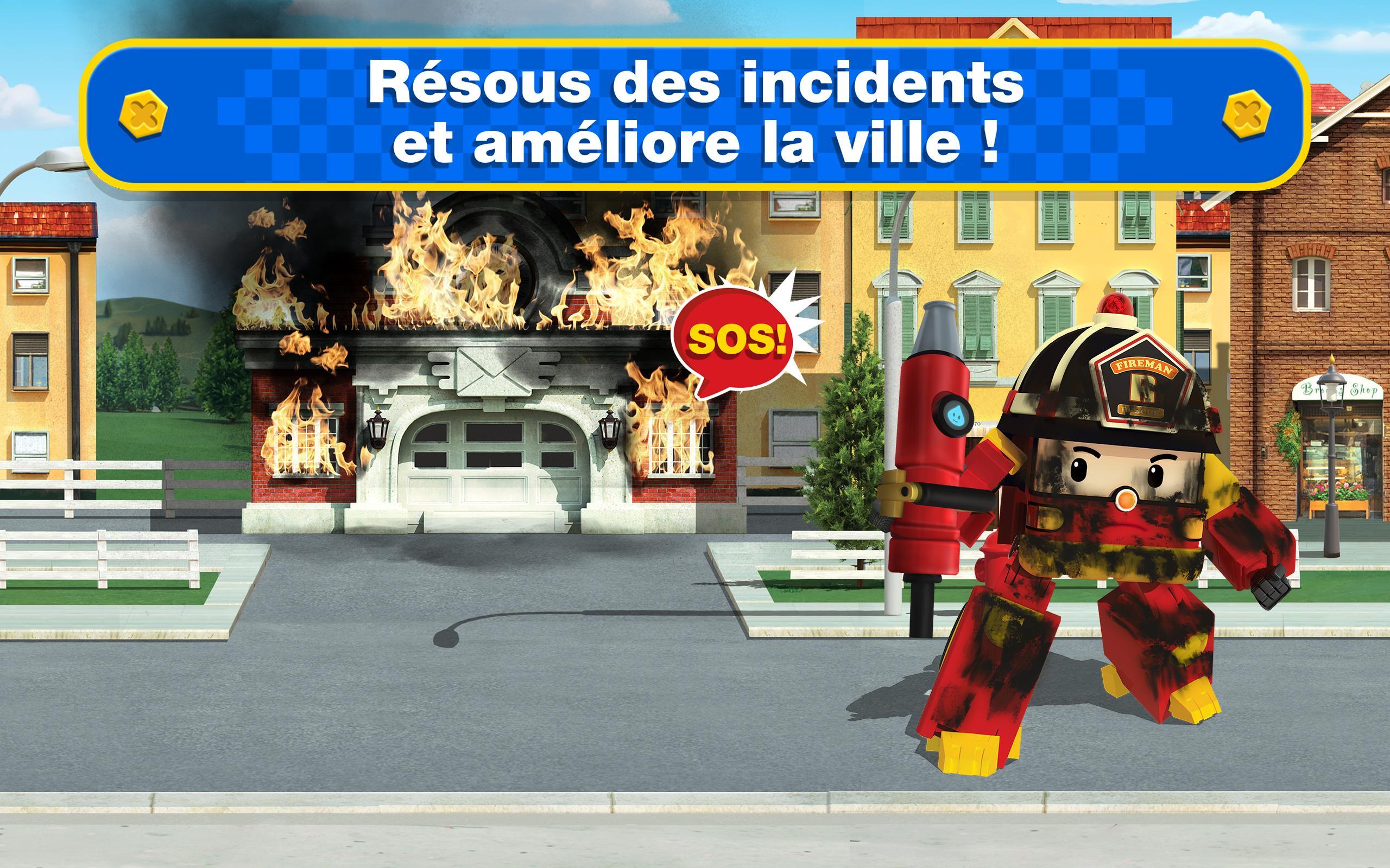 Robocar Poli Jeux 3 4 5 Ans Gratuit Games For Boys Pour tout Jeux 4 Ans Gratuit