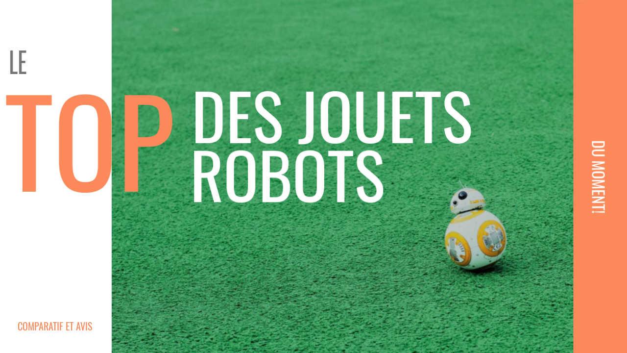 Robot Enfant: Top 8 Meilleurs Jouets Robots Programmables pour Jeux Pour Petit Garcon De 3 Ans Gratuit