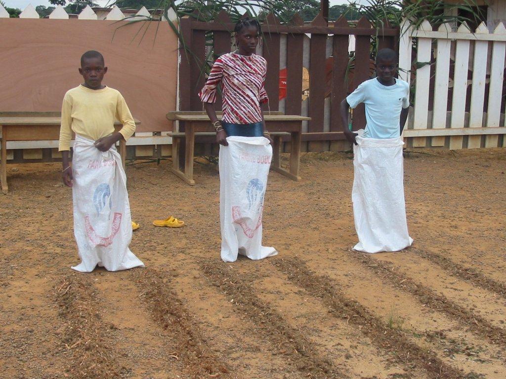 Rougier Gabon | Rougier pour Jeux Africains Pour Enfants