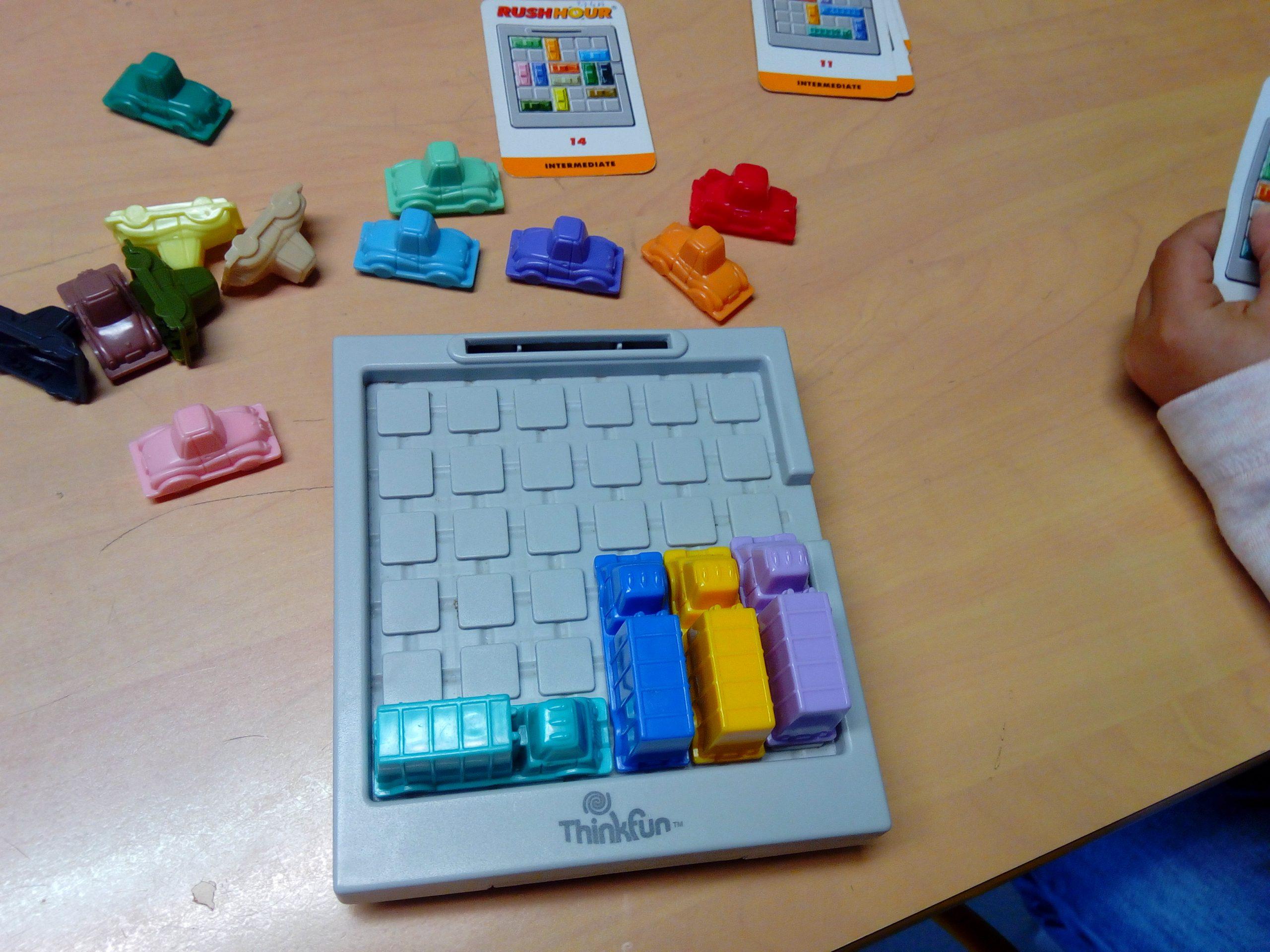 Rush Hour : Un Des Jeux De Logique Les Plus Connus (Et Les encequiconcerne Jeu Logique Enfant