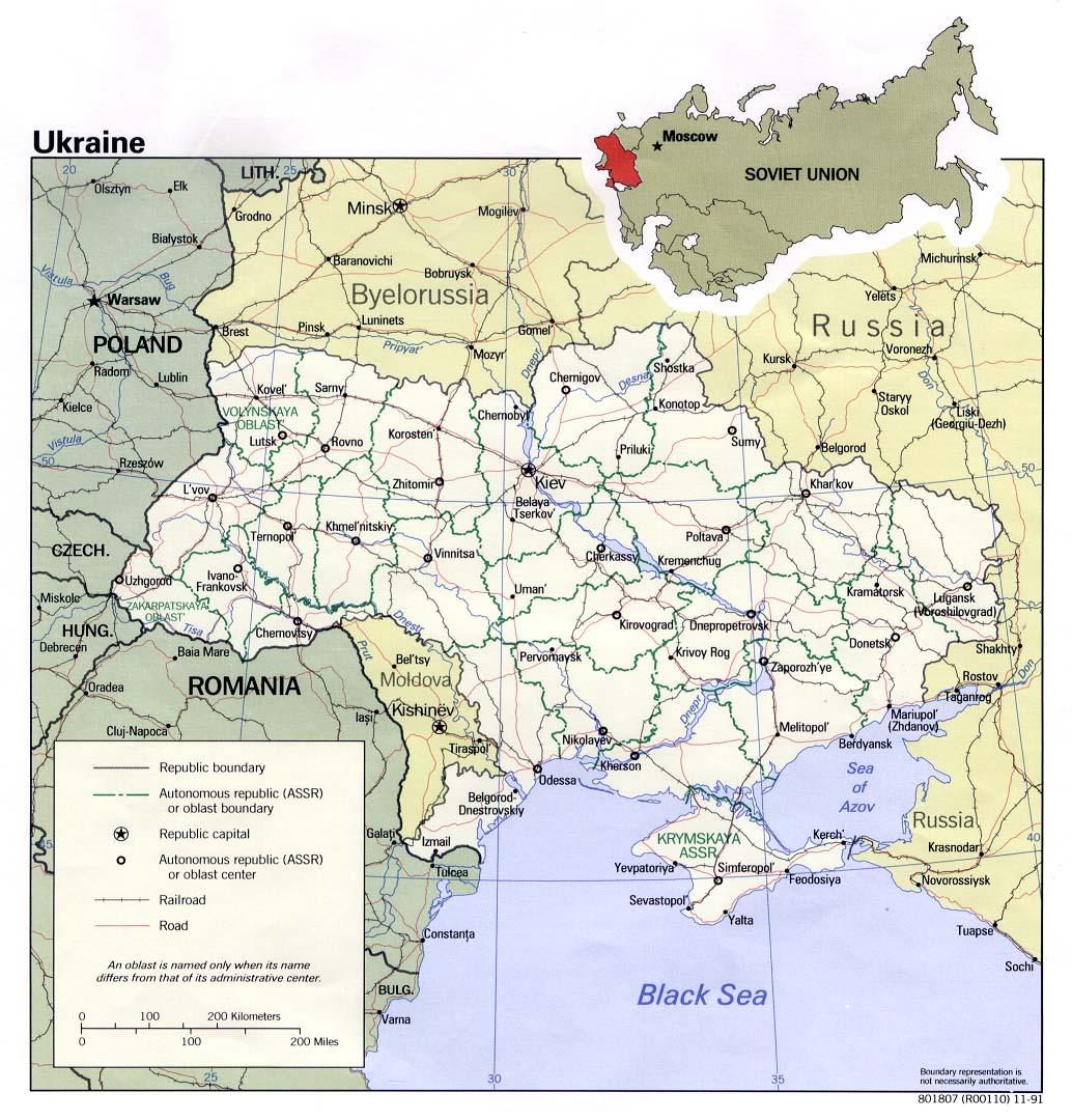 Russie Géographie encequiconcerne Carte Europe De L Est