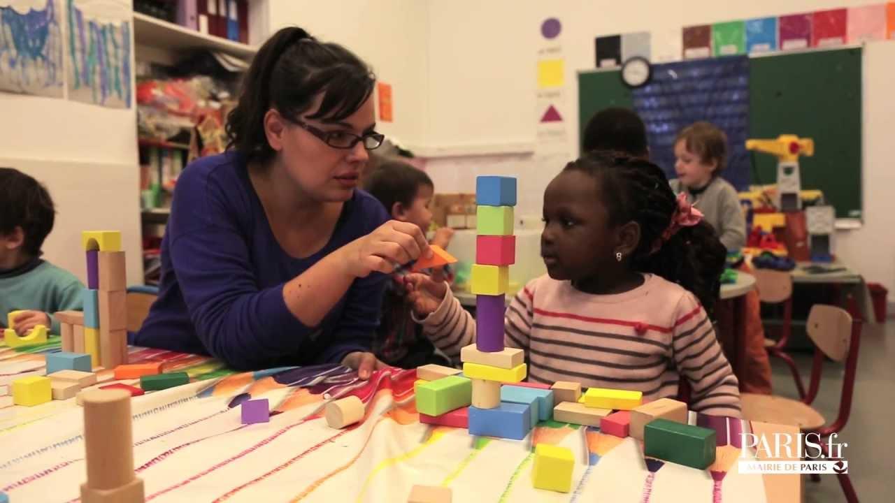 Rythmes Éducatifs : Atelier Jeux De Construction À L'école Vandrezanne  (13Ème) avec Jeu Educatif Maternelle