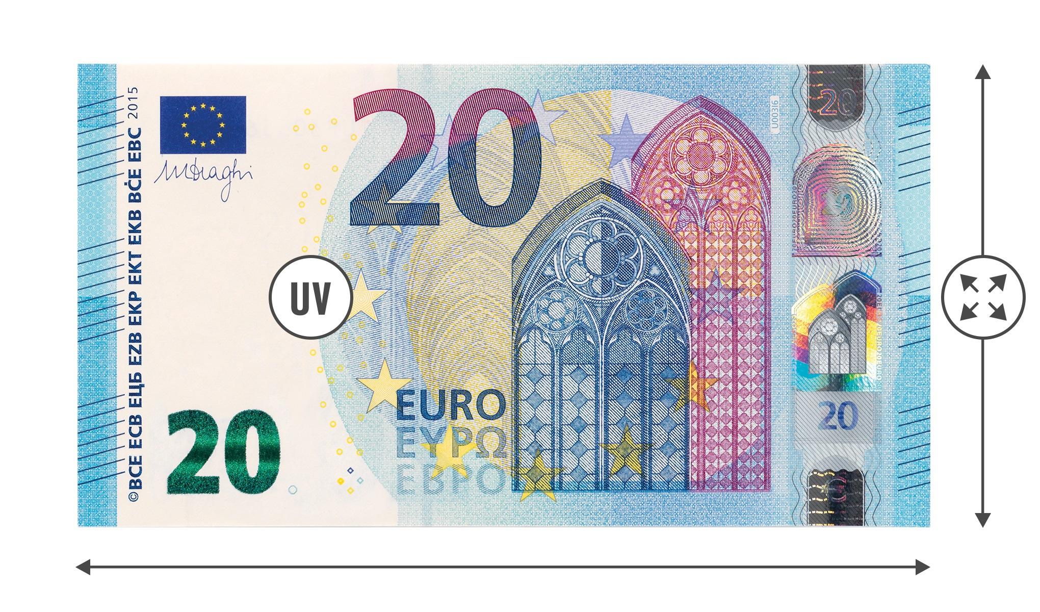 Safescan 2210 destiné Billet De 100 Euros À Imprimer