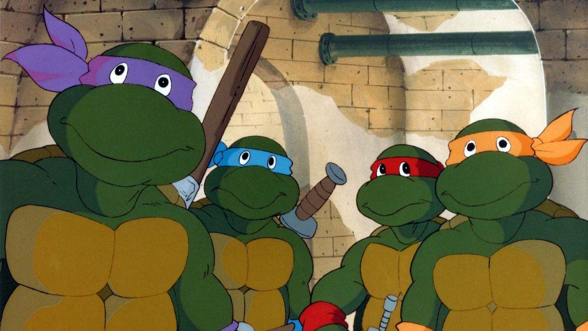 Saisons De Tortues Ninja : Les Chevaliers D'écaille (1987) avec Dessin De Tortue Ninja